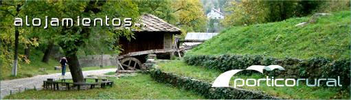 Casas rurales, Hoteles rurales, Alojamientos rurales en porticorural.com